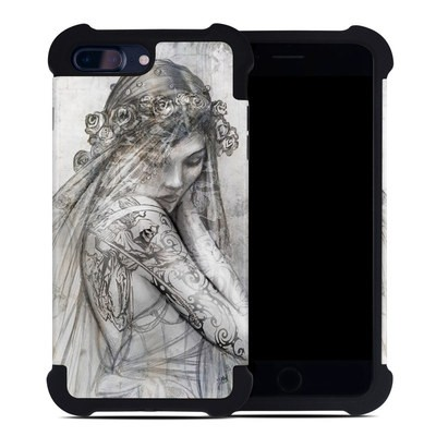 Apple iPhone 7 Plus Bumper Case - Scythe Bride