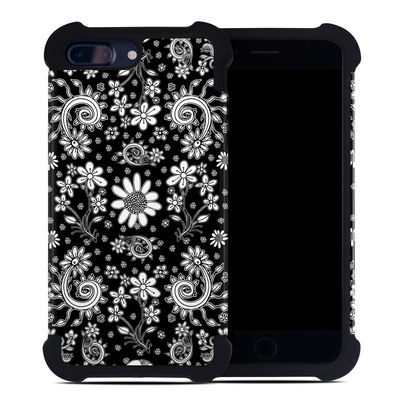 Apple iPhone 7 Plus Bumper Case - Shaded Daisy