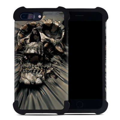 Apple iPhone 7 Plus Bumper Case - Skull Wrap