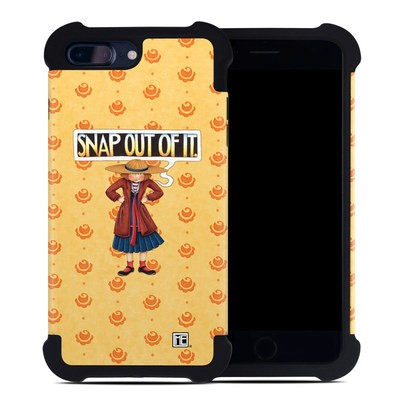 Apple iPhone 7 Plus Bumper Case - Snap Out Of It