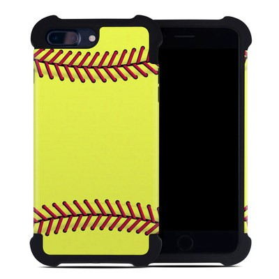 Apple iPhone 7 Plus Bumper Case - Softball