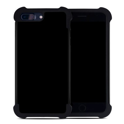 Apple iPhone 7 Plus Bumper Case - Solid State Black