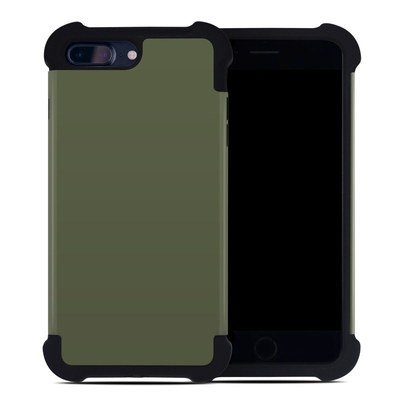 Apple iPhone 7 Plus Bumper Case - Solid State Olive Drab