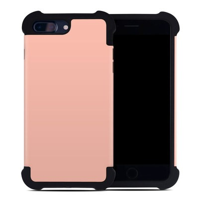 Apple iPhone 7 Plus Bumper Case - Solid State Peach
