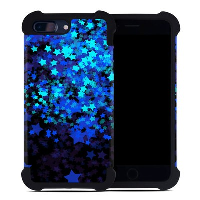 Apple iPhone 7 Plus Bumper Case - Stardust Winter