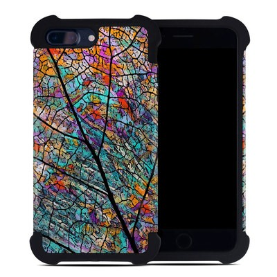 Apple iPhone 7 Plus Bumper Case - Stained Aspen