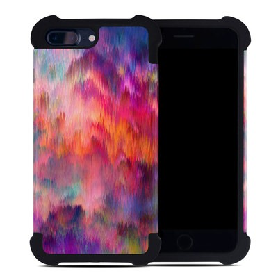 Apple iPhone 7 Plus Bumper Case - Sunset Storm