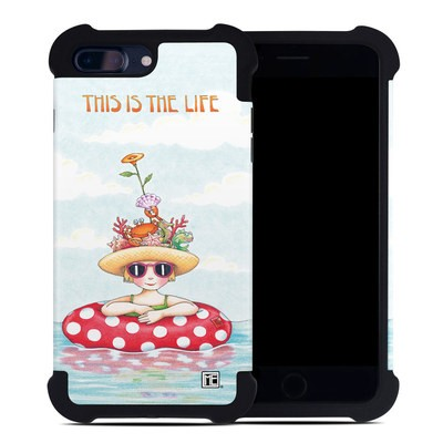 Apple iPhone 7 Plus Bumper Case - This Is The Life