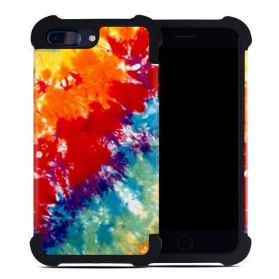 Apple iPhone 7 Plus Bumper Case - Tie Dyed