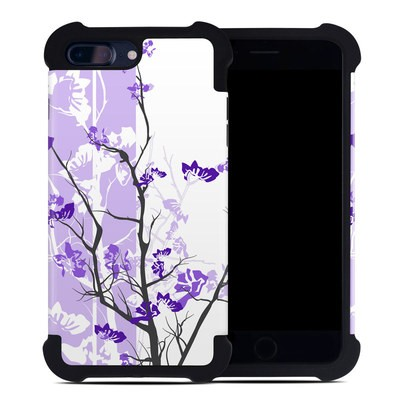 Apple iPhone 7 Plus Bumper Case - Violet Tranquility