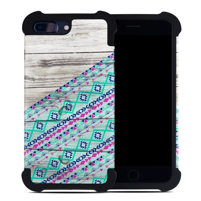 Apple iPhone 7 Plus Bumper Case - Traveler