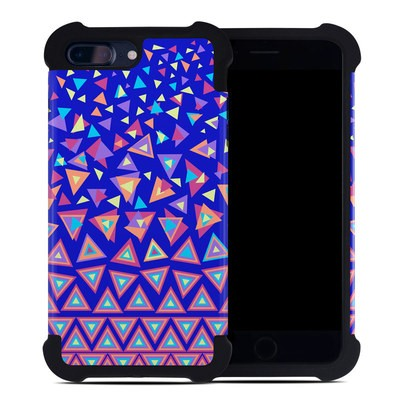 Apple iPhone 7 Plus Bumper Case - Triangle Dance