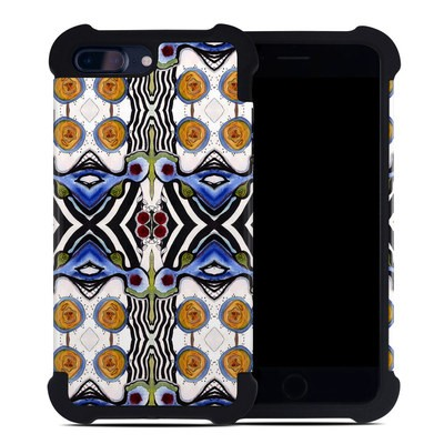 Apple iPhone 7 Plus Bumper Case - Tribal Sun