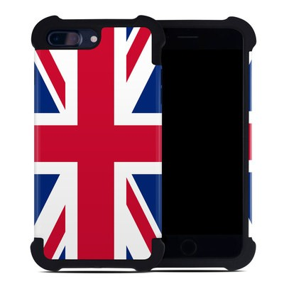 Apple iPhone 7 Plus Bumper Case - Union Jack