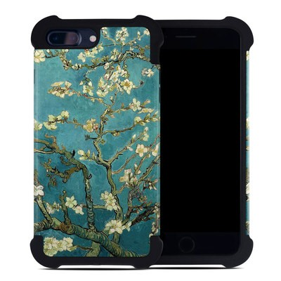 Apple iPhone 7 Plus Bumper Case - Blossoming Almond Tree