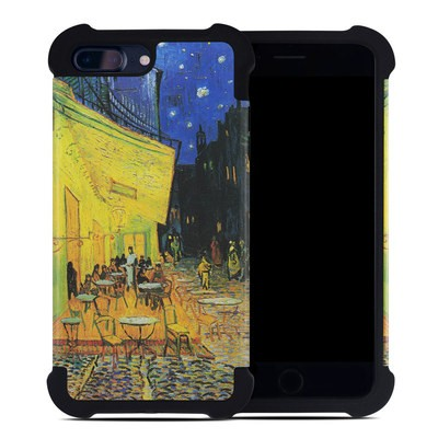 Apple iPhone 7 Plus Bumper Case - Cafe Terrace At Night