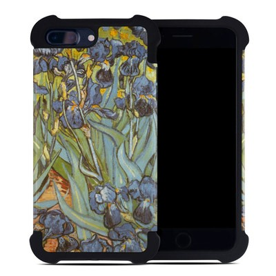 Apple iPhone 7 Plus Bumper Case - Irises