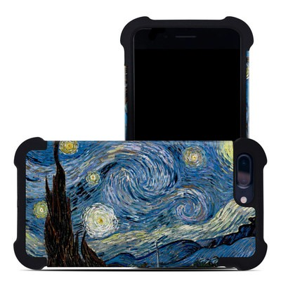 Apple iPhone 7 Plus Bumper Case - Starry Night