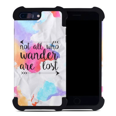 Apple iPhone 7 Plus Bumper Case - Wander
