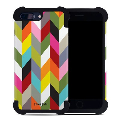 Apple iPhone 7 Plus Bumper Case - Ziggy Condensed