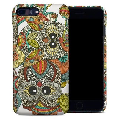 Apple iPhone 7 Plus Clip Case - 4 owls