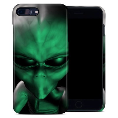 Apple iPhone 7 Plus Clip Case - Abduction