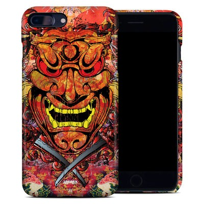 Apple iPhone 7 Plus Clip Case - Asian Crest