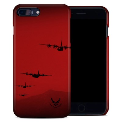 Apple iPhone 7 Plus Clip Case - Air Traffic