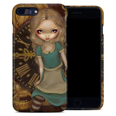 Apple iPhone 7 Plus Clip Case - Alice Clockwork