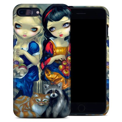 Apple iPhone 7 Plus Clip Case - Alice & Snow White