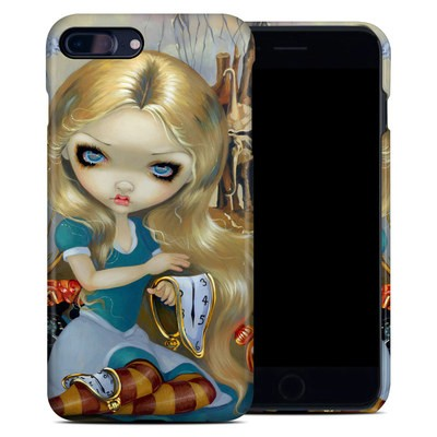 Apple iPhone 7 Plus Clip Case - Alice in a Dali Dream