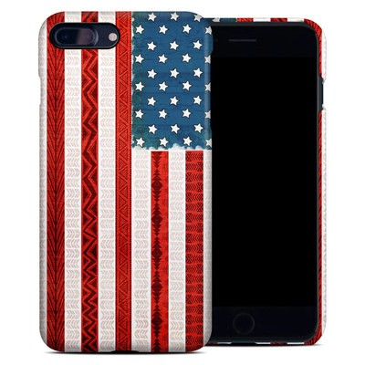 Apple iPhone 7 Plus Clip Case - American Tribe