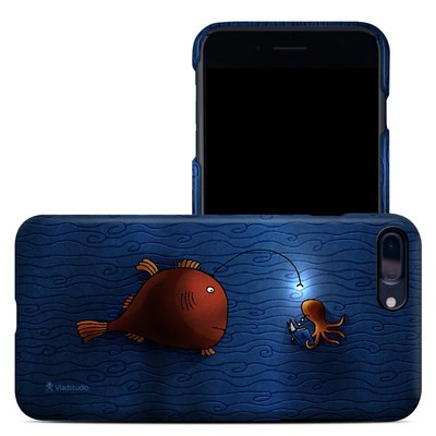 Apple iPhone 7 Plus Clip Case - Angler Fish