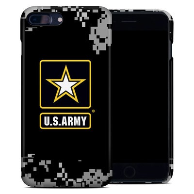 Apple iPhone 7 Plus Clip Case - Army Pride