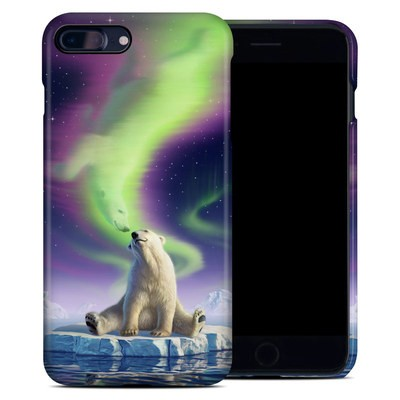 Apple iPhone 7 Plus Clip Case - Arctic Kiss