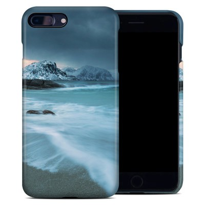Apple iPhone 7 Plus Clip Case - Arctic Ocean