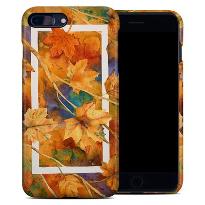 Apple iPhone 7 Plus Clip Case - Autumn Days