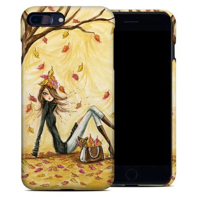 Apple iPhone 7 Plus Clip Case - Autumn Leaves