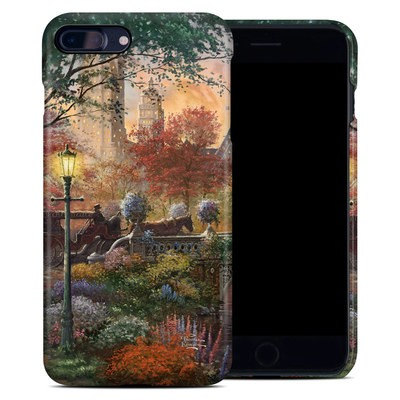 Apple iPhone 7 Plus Clip Case - Autumn in New York
