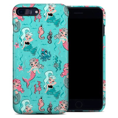 Apple iPhone 7 Plus Clip Case - Babydoll Mermaids