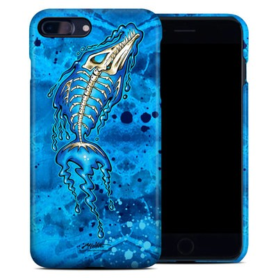 Apple iPhone 7 Plus Clip Case - Barracuda Bones