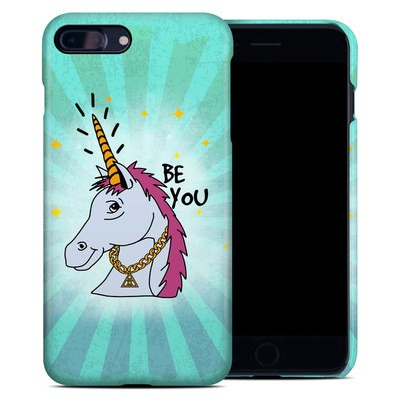 Apple iPhone 7 Plus Clip Case - Be You Unicorn