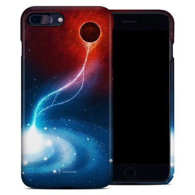 Apple iPhone 7 Plus Clip Case - Black Hole