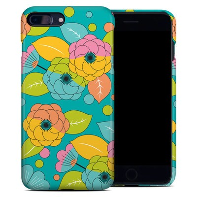 Apple iPhone 7 Plus Clip Case - Blossoms