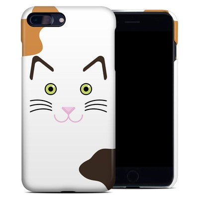 Apple iPhone 7 Plus Clip Case - Bandit the Cat