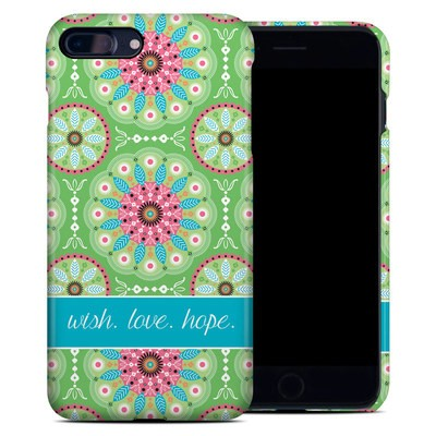 Apple iPhone 7 Plus Clip Case - Boho