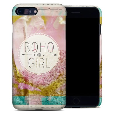 Apple iPhone 7 Plus Clip Case - Boho Girl