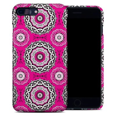 Apple iPhone 7 Plus Clip Case - Boho Girl Medallions