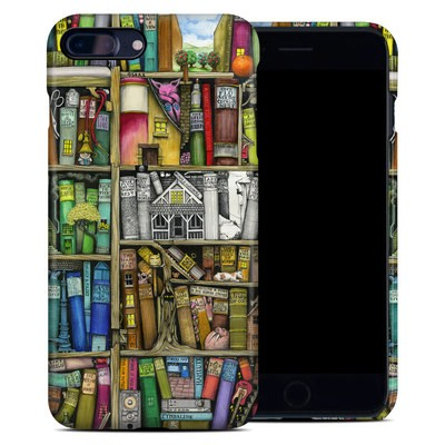 Apple iPhone 7 Plus Clip Case - Bookshelf