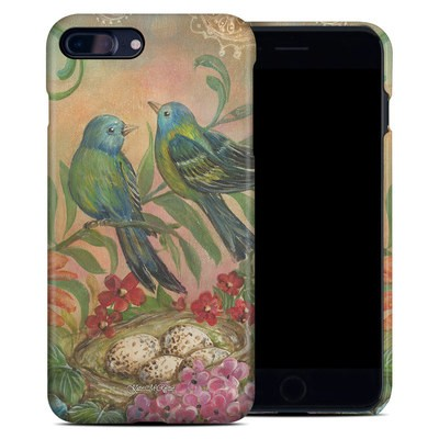 Apple iPhone 7 Plus Clip Case - Splendid Botanical